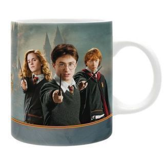 TAZA HARRY POTTER HARRY & CIE
