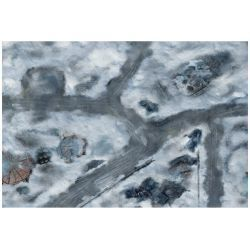 Imperial City Winter 6'x4'