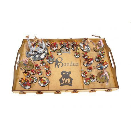 Tournament Tray Green Horde