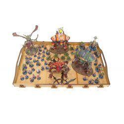 Tournament Tray Chaos
