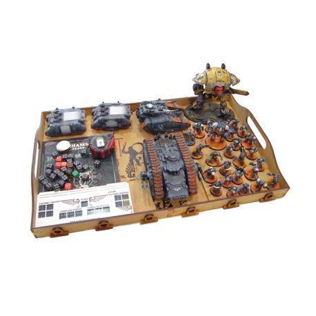 Tournament Tray Empire Of Man