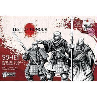 Sohei - Warrior Monks of Mount Hiei