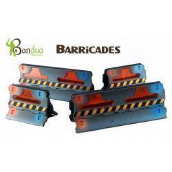 Barricades escenografía para wargames 28mm