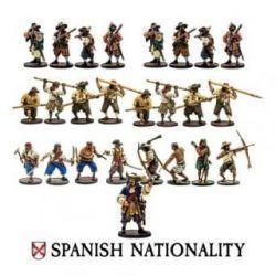 Spanish Nationality Set