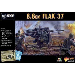 GERMAN ARMY FLACK 37 8.8CM