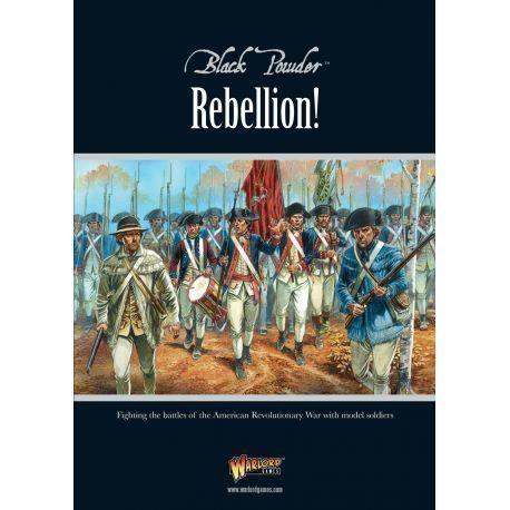 Rebellion! - Black Powder Supplement