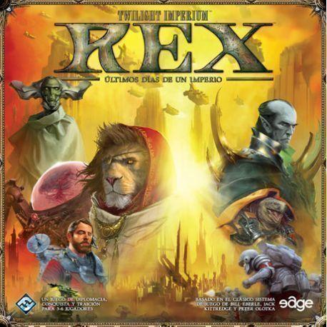 Twilight Imperium: Rex