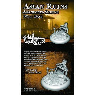 ASIAN RUINS 50MM ABANDONED SHRINE