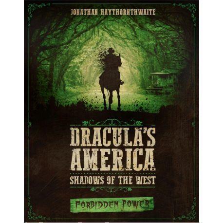 Dracula's America - Forbidden Power