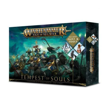 AOS: TEMPEST OF SOULS AND PAINT (ENGLISH)