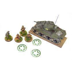 American Tokens compatible with Bolt Action