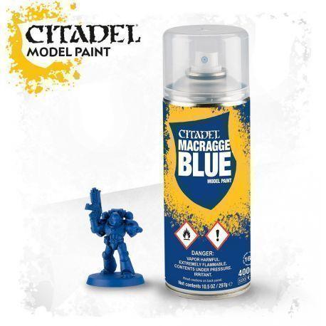 Spray Macragge Blue