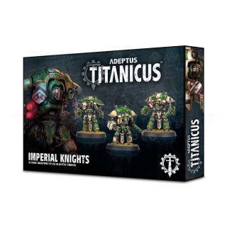 AD/TITANICUS: IMPERIAL QUESTORIS KNIGHTS