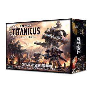 ADEPTUS TITANICUS GRAND MASTER ED. (ENG