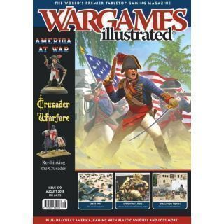 Wargames Illustrated Issue 370 August Edition 2018