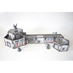 Hex Iv-0 Pack scenery scifi 32mm