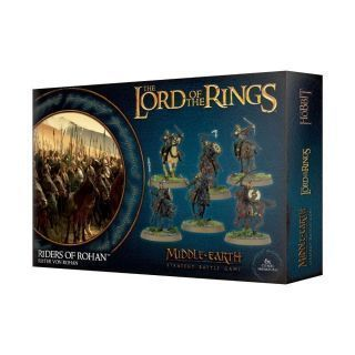 LOTR: RIDERS OF ROHAN