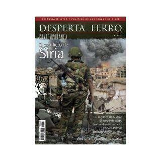 Desperta Ferro Contemporánea 29 El conflicto de Siria