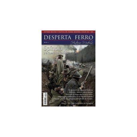Historia Moderna 35 Spínola y la Guerra de Flandes