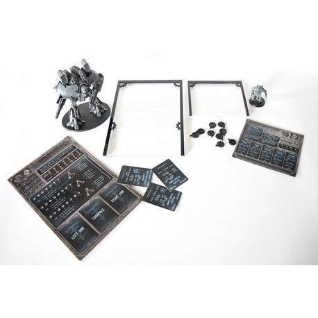 Titan Wars Pad Pack