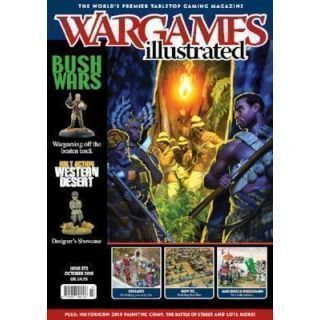 Wargames Illustrated WI372 October Edition