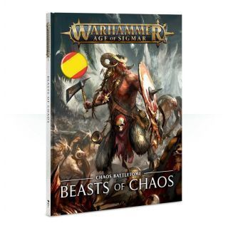 B/TOME: BEASTS OF CHAOS (SB) (ABR.) ESP