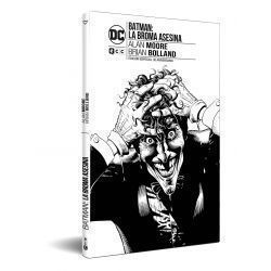 BATMAN LA BROMA ASESINA EDICION 30 ANIVERSARIO