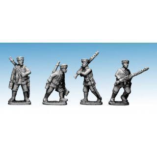 Cossack LMG Teams (German Service)