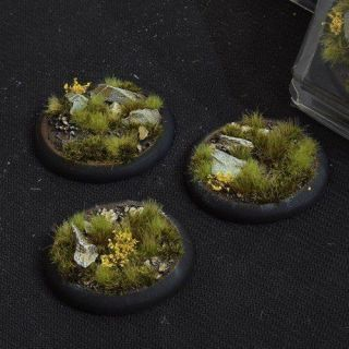 Highland Bases RoundLip 50mm (x3)