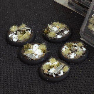 Winter Bases RoundLip 40mm (x5)