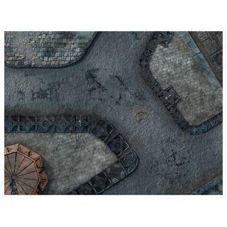 "KT Mat Imperial City -1- 22""x30"""