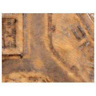 "KT Mat Imperial City Desert -4- 22""x30"""