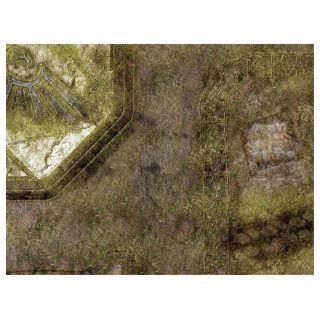 "KT Mat Imperial City Jungle -3- 22""x30"""