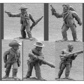 Americano Mercenarios