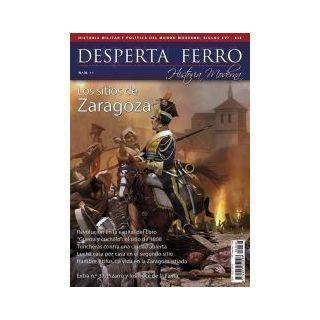 Historia Moderna 36 Los sitios de Zaragoza