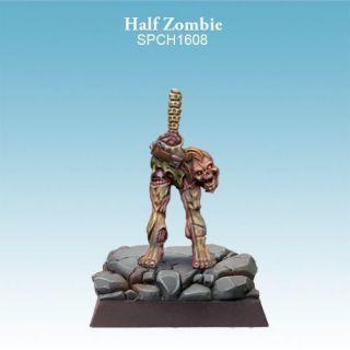 Half Zombie