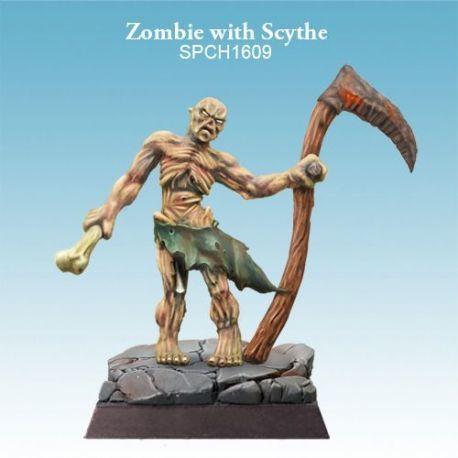 Zombie with Scythe