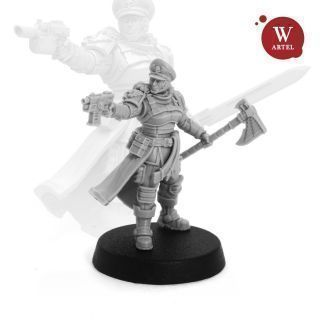 Commissar Raivel - Heart of Darkness edition -