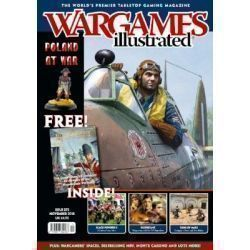 Wargames Illustrated WI373 November Edition