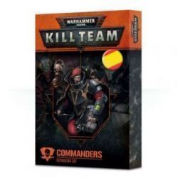 Kill Team: Commanders Expansion Set (ESP)