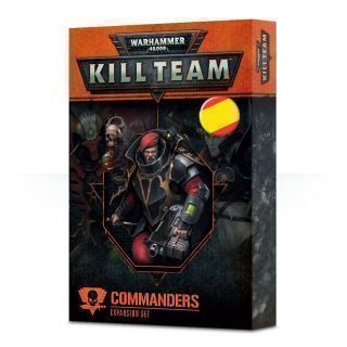 KILL TEAM: COMMANDERS (ESPAÑOL)