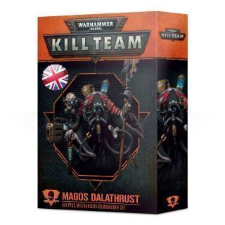 Magos Dalathrust Adeptus Mechanicus Commander Set (ENG)