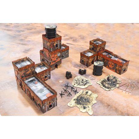 """Orkburg"" Table Bundle"