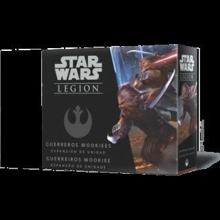 Guerreros Wookiees