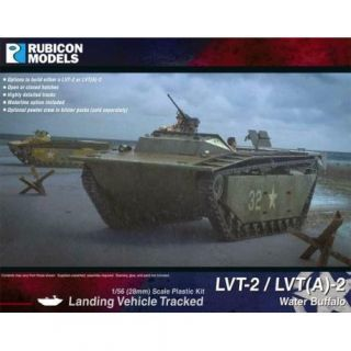 LVT-2/LVT(A)-2 Water Buffalo