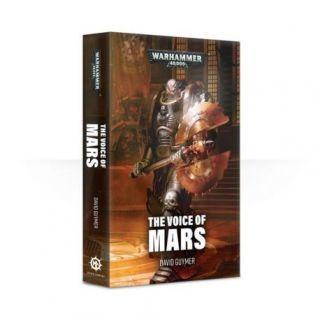 THE VOICE OF MARS (PB)