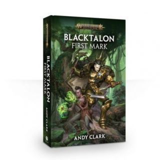 BLACKTALON: FIRST MARK (HB)