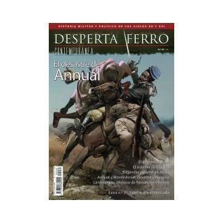 Contemporánea 30 El desastre de Annual