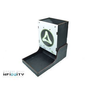 Infinity Dice Tower Tohaa
