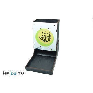 Infinity Dice Tower Haqqislam
